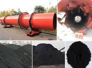 Производственная Сушилка для угля FTM 1.2х8,  2015г