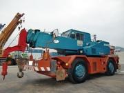 Короткобазный кран TADANO TR80