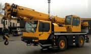 Автокран Liebherr LTM 1030 35 тонн