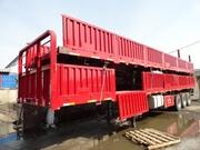 Бортовой полуприцеп ENXIN ENTERPRISE,  60 тонн