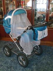 Продам коляску универсальную Geoby 05C601H в отличном состоянии
