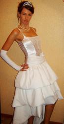 Продам абсолютно новое,  эксклюзивное свадебное платье